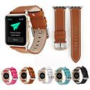 povoljno Remeni za sat-Pravi kožni smartwatch traka za seriju satova jabuka 4/3/2/1 klasična kopča iwatch traka