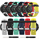 ieftine Curele Ceas pt Garmin-bandă de ceas pentru înlocuirea siliconului pentru garmin forerunner 235/220/230/620/630/735 ceas inteligent