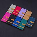 رخيصةأون Nokia أغطية / كفرات-غطاء من أجل نوكيا Nokia 5.1 / نوكيا 4.2 / Nokia 3.1 محفظة / حامل البطاقات / مع حامل غطاء كامل للجسم قرميدة قاسي منسوجات
