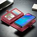 저렴한 Huawei 케이스 / 커버-caseme 케이스 다기능 지갑 휴대 전화 케이스 분리형 2 인치 1 플립 하드 커버 카드 슬롯 스탠드 huawei p30 / huawei p30 pro / huawei p30 lite