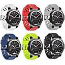 رخيصةأون LG أغطية / كفرات-حزام إلى Huawei Watch GT / Huawei Watch 2 Pro Huawei عصابة الرياضة سيليكون شريط المعصم