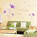 povoljno Ukrasne naljepnice-Dekorativne zidne naljepnice - Zidne naljepnice Cvjetni / Botanički Spavaća soba / Unutrašnji