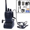 povoljno Waljkie talky uređaji-baofeng bf-888s punjiva duga udaljenost 5w dvosmjerni radio voki tokiji 16 kanala ručni radio izgrađen u vodio baklja mikrofon s slušalicom (paket od 6) 6 pack usb programiranje kabel