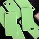 رخيصةأون أغطية أيفون-حالة لتفاح iphone xr / iphone xs max / متجمد الغطاء الخلفي القلب لينة tpu آيفون 6 6 زائد 6 ثانية 6 ثانية زائد 7 8 7 زائد 8 زائد x xs