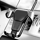 رخيصةأون منظمو السيارات-الجاذبية سيارة الهواء تنفيس جبل مهد حامل حامل لفون الهاتف الخليوي المحمول لتحديد المواقع