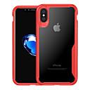 levne iPhone pouzdra-pouzdro pro Apple iphone xr / iphone xs max nárazuvzdorný / prachotěsný zadní kryt pevné barevné tvrdé tpu pro iPhone 6s / 6 / 6p / 7 / 7p / 8 / 8p / x / xs / xr / xs max