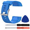 povoljno Maske/futrole za Huawei-Pogledajte Band za Fitbit surge Fitbit Sportski remen / Klasična kopča Silikon Traka za ruku