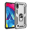 voordelige Galaxy A8 Hoesjes / covers-hoesje voor Samsung Galaxy A6 (2018) / A6 (2018) / Galaxy A7 (2018) Schokbestendig / Met standaard / Ringhouder Achterkant Armor TPU / PC Case voor Samsung Galaxy A10E / A20E / A30 / A40 / A50 / A60 /