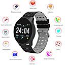 رخيصةأون ساعات ذكية-b2c 1.3 بوصة شاشة اللمس الذكية الفرقة القلب معدل ضغط الدم الأكسجين رصد جولة الهاتفي وسائط الرياضة للماء معصمه الذكية