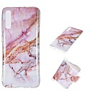 cheap Huawei Case-Case For Samsung Galaxy A6 (2018) / A6+ (2018) / Galaxy A7(2018) Shockproof Back Cover Marble Soft TPU