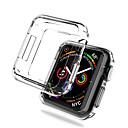 povoljno Slučajevi pametnog sata-2 pakiranja mekana zaštitna torbica za zaslon za Apple Watch serije 4/3/2/1