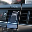 رخيصةأون شواحن لاسلكية-مقطع سيارة خروج قوس المغناطيسي لمدة 3.5-7 بوصة الهاتف الذكي