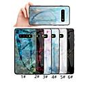 tanie Etui / Pokrowce do Samsunga Galaxy S-Kılıf Na Samsung Galaxy S9 / S9 Plus / S8 Plus Wzór Osłona tylna Marmur Twardość Szkło hartowane