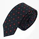 رخيصةأون ربطات عنق-ربطة العنق مخطط رجالي عمل