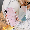 رخيصةأون حافظات / جرابات هواتف جالكسي J-غطاء من أجل Apple iPhone XS / iPhone XR / iPhone XS Max نموذج غطاء خلفي حجر كريم ناعم TPU