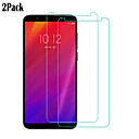 voordelige Galaxy S7 Edge Hoesjes / covers-2 stks naxtop 2.5d gehard glas screen protector voor lenovo a5 transparant