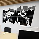 رخيصةأون ملصقات ديكور-لواصق حائط مزخرفة - ملصقات الحائط على المرآة عطلة غرفة الجلوس / المكتب