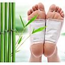 ieftine Binocluri-10 buc kiyeski tampoane de brand ghimbir sare de detoxifiere picior patch-uri picior de ingrijire a sanatatii