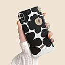 voordelige iPhone-hoesjes-hoesje voor apple iphone 7 / iphone 8 patroon achterkant bloem zachte tpu voor iphone 7 / iphone 8