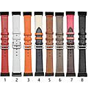 povoljno Remenje za Fitbit satove-Pogledajte Band za Fitbit Charge 3 Fitbit Klasična kopča Prava koža Traka za ruku