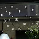 levne Ozdobné nálepky-vánoční vločka zeď samolepky - slova&amp citace nástěnné samolepky znaky studovna / kancelář / jídelna / kuchyň