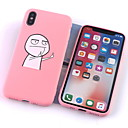 رخيصةأون أغطية أيفون-غطاء من أجل Apple iPhone XS / iPhone XR / iPhone XS Max نموذج غطاء خلفي كارتون ناعم جل السيليكا