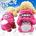 voordelige iPhone-hoesjes-Hond Broeken Winter Hondenkleding Geel Roze Kostuum Textiel Binnenwerk Katoen XS S M L XL
