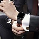 povoljno Zaštitne folije za pametni sat-Pogledajte Band za Apple Watch Series 5/4/3/2/1 Apple Moderna kopča Prava koža Traka za ruku