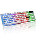 رخيصةأون لوحات المفاتيح-LITBest K6 USB سلكي لوحة مفاتيح الألعاب الألعاب مقاومة الماء موضوع لون الخلفية 104 pcs مفاتيح
