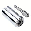 olcso Mérőeszközök-7-19 mm-es univerzális állítható forgatónyomaték racsnis csavarkulcs készlet, többfunkciós kézi szerszámkészlet