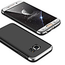 voordelige Galaxy S7 Edge Hoesjes / covers-hoesje Voor Samsung Galaxy S6 edge Ultradun Achterkant Effen Hard PC