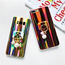 voordelige Galaxy J5(2017) Hoesjes / covers-hoesje Voor Samsung Galaxy J7 Prime / J7 (2017) / J7 (2016) Ringhouder / Glitterglans Achterkant Glitterglans / Kleurgradatie Zacht TPU