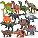povoljno Akcijskih figura i modeli-12 pack dinosauri Model odijelo action figure igračku