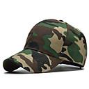 povoljno Muški šeširi-Muškarci Jednobojni Cvijetni print Aktivan Osnovni Slatka Style Pamuk-Šilterica Sva doba Djetelina Sive boje