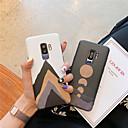 رخيصةأون حافظات / جرابات هواتف جالكسي S-غطاء من أجل Samsung Galaxy S9 / S9 Plus / S8 Plus IMD / نموذج غطاء خلفي منظر ناعم TPU