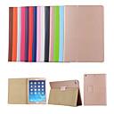 povoljno iPhone futrole/maske-Θήκη Za Apple iPad New Air (2019) / iPad Air / iPad 4/3/2 sa stalkom / Zaokret Korice Jednobojni Tvrdo PU koža / iPad Pro 10.5 / iPad 9.7 (2017)