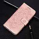 cheap Xiaomi Case-Case For Xiaomi Xiaomi A2 lite Embossed / Flip / with Stand Full Body Cases Flower Hard PU Leather for Redmi Note 7 / Redmi Go / Xiaomi A2 /Redmi 7
