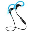 tanie Folie ochronne do Samsunga-wysokiej jakości bt-01 wodoodporny zestaw słuchawkowy bluetooth sportowe z pałąkiem na kark wiszące inteligentne redukcja szumów słuchawki bezprzewodowe duże rogi słuchawki