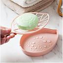 저렴한 욕실 제품-비누 받침 방수 / 카툰 / 귀여운 카툰 / 우아한 플라스틱 1 개 - 도구 목욕 조직