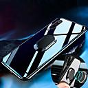 voordelige Galaxy A8 Hoesjes / covers-gehard glazen behuizing voor samsung galaxy a70 a50 a40 a30 a20 a10 behuizing luxe hard gehard glas met standaard ringmagneet beschermende achterkant van de behuizing voor samsung a9 2018 a7 2018