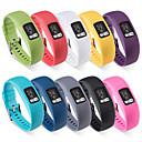 رخيصةأون أزهار اصطناعية-smartwatch الفرقة ل garmin vivofit 4 غارمين الرياضة الفرقة سيليكون حزام المعصم