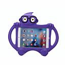 رخيصةأون تزيين المنزل-غطاء من أجل Apple iPad New Air (2019) / iPad Air / iPad (2018) آمن للطفل غطاء خلفي لون سادة / 3Dكرتون EVA / iPad (2017)