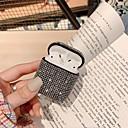 رخيصةأون أغطية أيفون-حالة الغطاء الواقي الكريستال أسلوب بسيط airpods أبل قذيفة واقية من البلاستيك