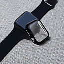 voordelige Smartwatch-hoezen-pc met screen protector full body beschermhoes voor apple watch serie 4 3 2 1 44mm / 40mm / 38 / 42mm beschermende schaal