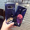 رخيصةأون حافظات / جرابات هواتف جالكسي S-غطاء من أجل Samsung Galaxy S9 / S9 Plus / S8 Plus IMD / نموذج غطاء خلفي كارتون ناعم TPU