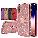 voordelige Galaxy A-serie hoesjes / covers-diamant 360 graden roterende ring houder plating zachte tpu glitter bling cases voor samsung a70 a50 a40 a30 a20 a10 a7 2018 a8 plus 2018 a8 2018 a6 plus 2018 a6 2018 blinkend geval
