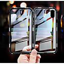 voordelige iPhone 6 Plus hoesjes-luxe dubbelzijdig glas metalen magnetische behuizing voor iphone xs max iphone xr x 7 8 plus telefoon geval magneet dekking 360 volledige bescherming