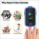 povoljno Testeri i detektori-tlak pulsni oksimetar pz pulseksimetar digitalni prijenosni prstni puls oksimetar medicinska oprema jk - b02 oksimetar