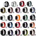 Недорогие Чехлы и кейсы для Galaxy Note 8-Ремешок для часов для Серия Apple Watch 5/4/3/2/1 Apple Спортивный ремешок Нейлон Повязка на запястье