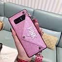 povoljno Samsung oprema-Θήκη Za Samsung Galaxy Note 9 / Note 8 sa stalkom Stražnja maska Riječ / izreka Tvrdo TPU